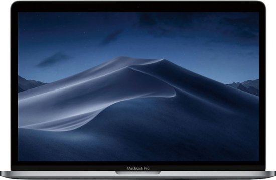 Mac Book Pro with 15.4 in.