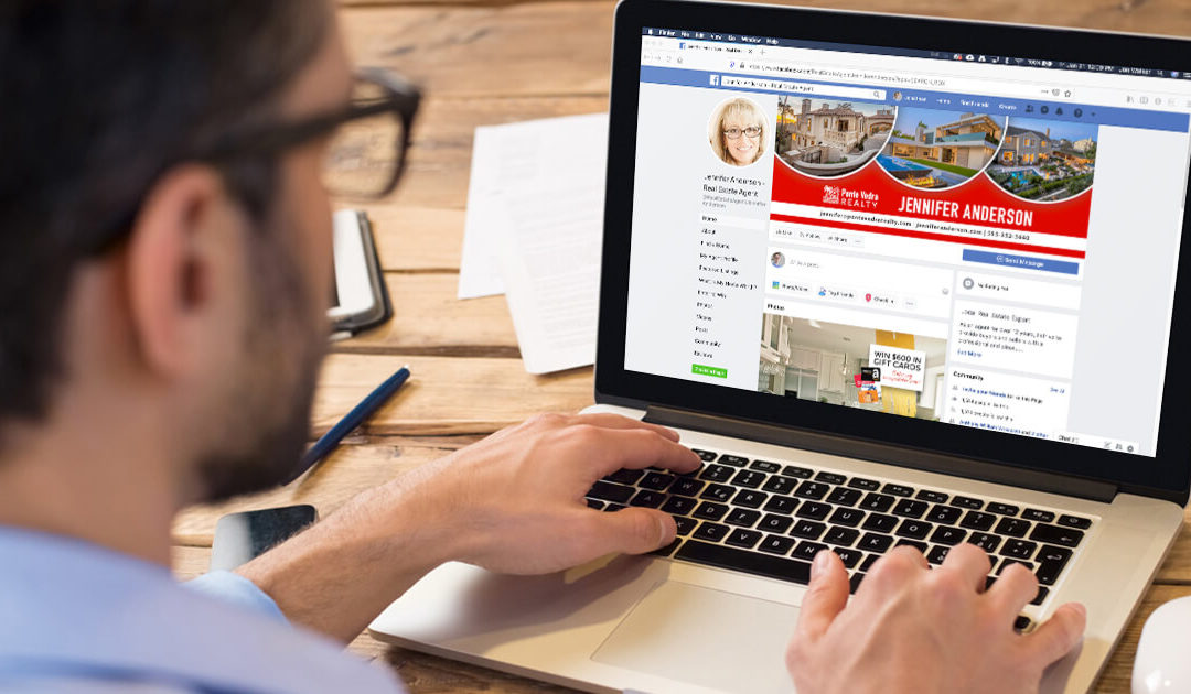 Should Real Estate Agents Use a Facebook Page or Profile?