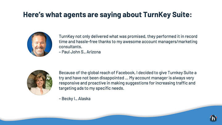 TurnKey Suite Reviews