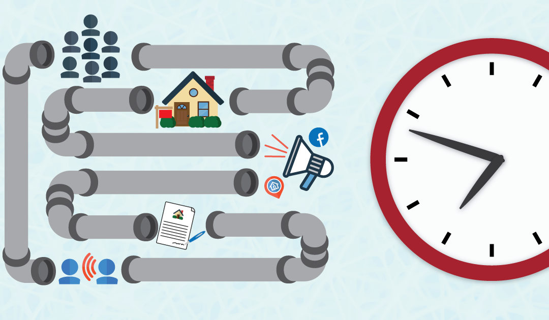 Time Saving Tips for Building Your Real Estate Pipeline