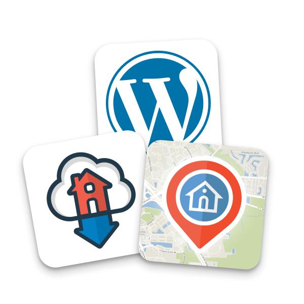 Real Estate Plugins For WordPress logos