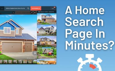 Building a Simple Home Search Page In WordPress