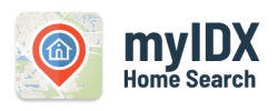 My IDX Home Search logo