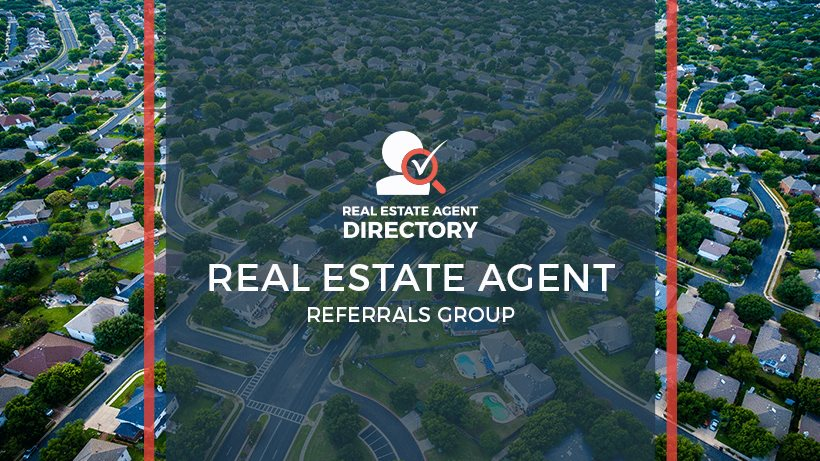 Real estate agent referrals group for Facebook