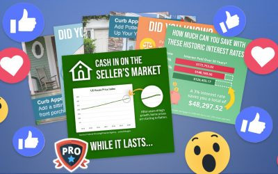 Seven Days of Facebook Posts For Real Estate Agents