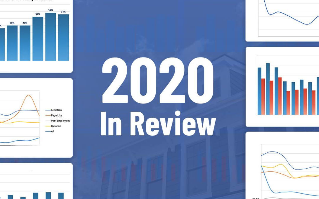 Facebook Ads For Real Estate In 2020: Year In Review