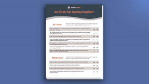 Fair Housing Ads Checklist