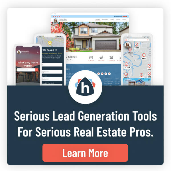 Serious Lead Generation Tools for Serious Real Estate Pros