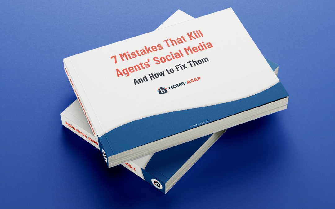 eBook: 7 Mistakes That Kill Real Estate Agents' Social Media