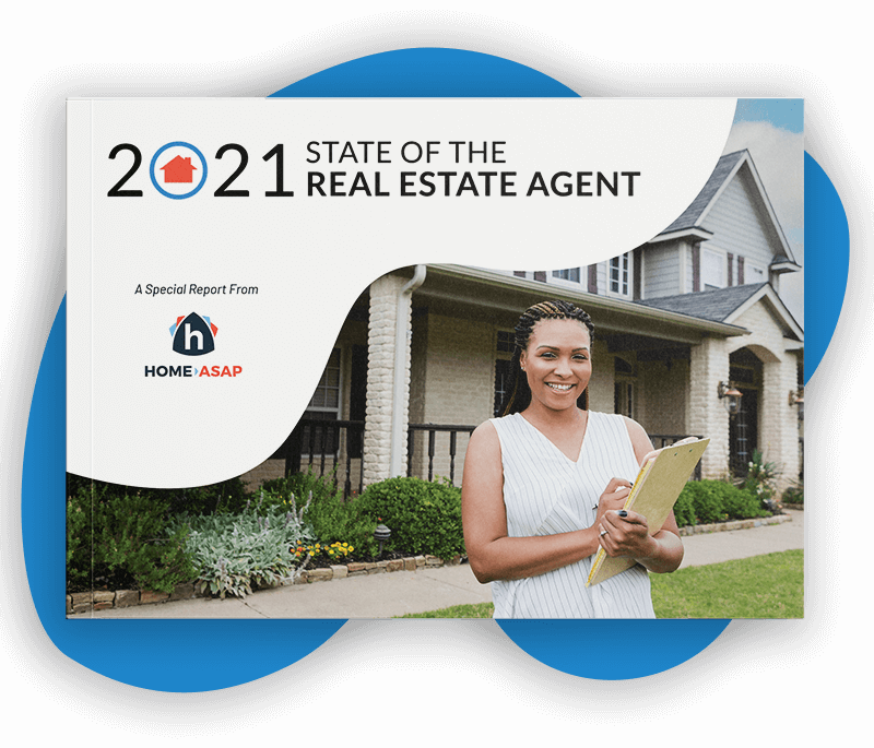State of the Real Estate Agent 2021 Report Cover