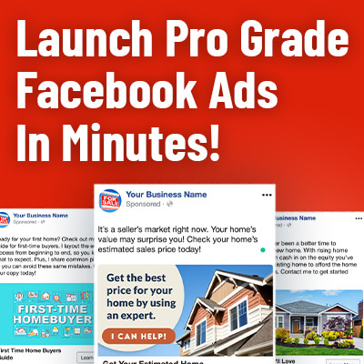 Launch Pro Grade Facebook Ads In Minutes
