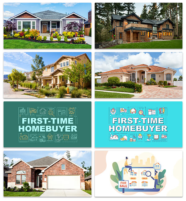 Images available for Facebook Real Estate Ads Builder